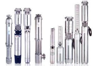 Pozo profundo bomba sumergible con alta calidad precio competitivo / Kh