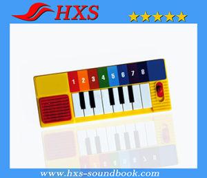 De hete Verkopende Piano van de Muziek van het Nieuwe Product van 2015 Mini