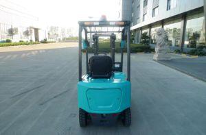 Van Certificatie Ce van de Vorkheftruck van de batterij Nieuwe Stijl de Elektrische Vorkheftruck van 1.5 Ton