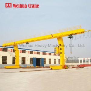 Торговая марка Weihua L Тип 20t световой луч козловой кран