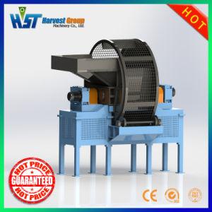 PLC полностью автоматической станции Shrdder шина машины перерабатывающая установка шин