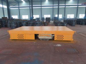 Baixa voltagem eléctrica rampa Flatcar personalizados com o preço