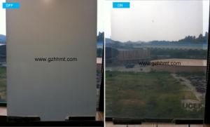 HotelのためのSwitchable Transparent Film、シャワー室の、Office Partition