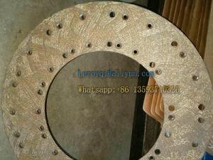 Wva29061 шины диск муфты тормозных колодок для тяжелых условий работы погрузчика