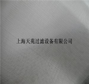Против щелочной фильтр тканью