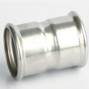 Accoppiamento del filetto dell'uguale dell'acciaio inossidabile di 300 serie