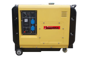 5kVA Air Cooled Home Use Land Use Diesel Generator