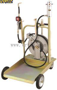 5: 1 rodas, Conjunto de bomba de óleo com um molinete de mangueira