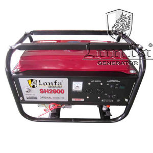 2kw 2.5kVA Elemax SH2900dx Modèle de manuel de l'essence générateur à essence