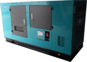 판매 가격 40kw 50kVA 슈퍼마켓을%s 침묵하는 전력 50kVA 발전기를 위한 광저우 발전기