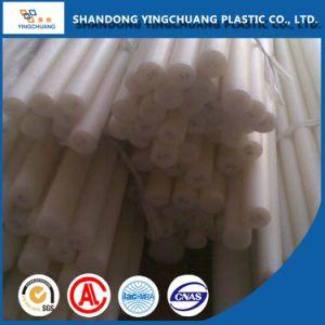 De Stevige Staven van uitstekende kwaliteit van pvc om Plastic Staaf