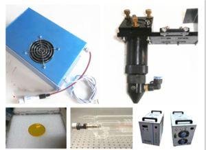 自動挿入機能のレーザーの布の打抜き機