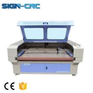 의복 직물 직물 피복 이산화탄소 Laser 절단기