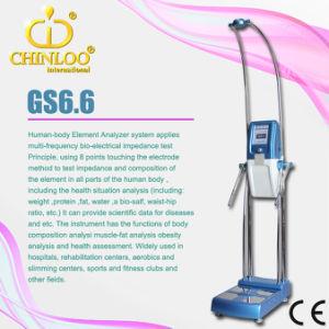 China Corpo mais quente da análise da composição da gordura do corpo da máquina de medição