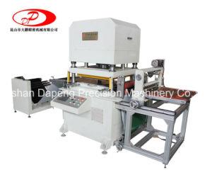 Гидравлический пресс Автоматическое обозначение из алюминиевой фольги умирают режущей машины (DP-650)