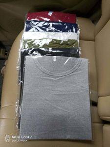 Camicia di polo di riserva della maglietta del cotone di stile di svago di alta qualità per l'uomo
