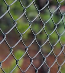 PVC粉によって塗られる電流を通された鉄の金網のチェーン・リンクの塀のパネル