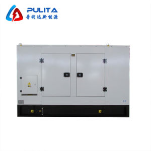 Generatore diesel insonorizzato redditizio di lunga vita di 100kVA 80kw con il motore di Deutz