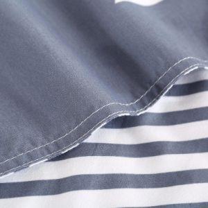 De microfibras de poliéster impresso barata edredão cobrir Bedsheet extras definidos