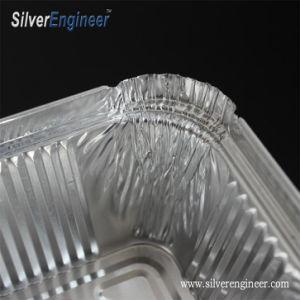 L'usine d'aluminium de l'emballage alimentaire conteneur pour l'emballage