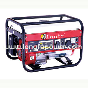 Priceの2.5kw 6.5HP Hot Sale Powerful Gasoline Generator