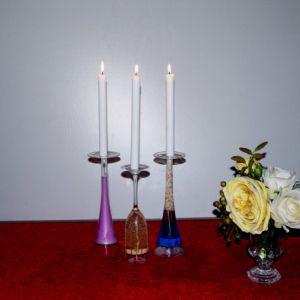 Kirchhof 12g ErinnerungsYahrzeit Weiß-Kerzen