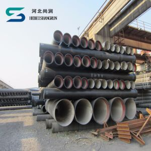 Drinking Water SupplyのためのISO2531 Ductile Iron Pipes K7