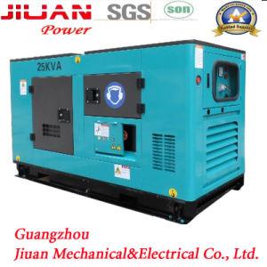 Coffre-fort de bonne qualité de l'alimentation silencieuse électrique générateur diesel de 20 Kw