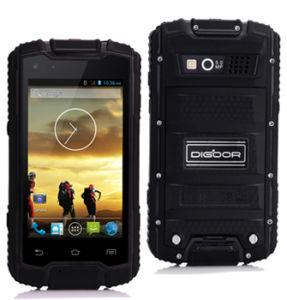 Digoor IP68 Waterproof Rugged Smartphone mit Walkie Talkie, Android 4.4 OS