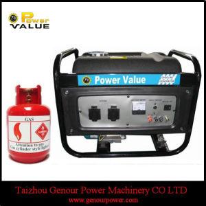 Type de GPL pour utilisation à domicile de la Chine 3kw générateur de GPL