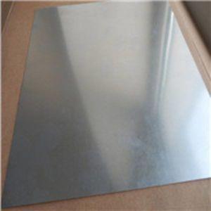 Dx51D Z40-275G Gi Folha de aço galvanizado revestido de zinco