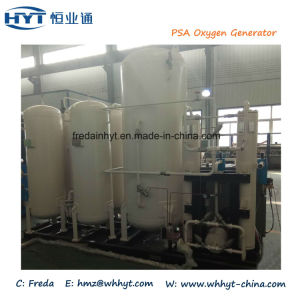 O2 Cilinder die Psa het Gas vullen die van de Zuurstof Machine produceren