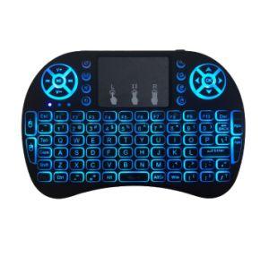 2.4G Mini-I8 Teclado Sem Fio os controles remotos Air Mouse Teclados do touchpad