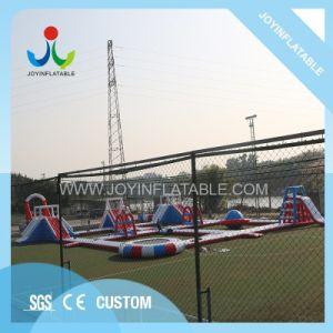 Anti-UV Materiais de PVC do parque de diversões de água flutuantes infláveis