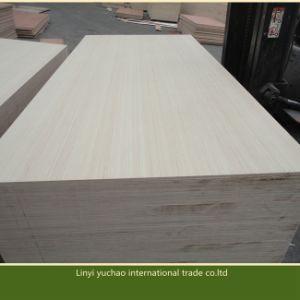 18mm überholtes Furnier-Blattgesichts-Handelsfurnierholz für Dekoration