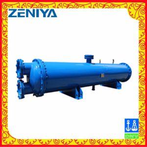 海洋の熱交換器のためのシェルおよび管の蒸化器