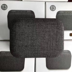 дикторы Bluetooth супер басовой портативной тональнозвуковой ткани игрока 3W беспроволочные