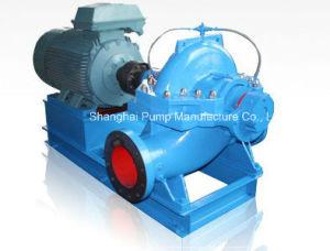 Aufgeteilte Gehäuse-doppelte Absaugung-horizontale zentrifugale Wasser-Pumpe