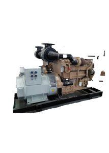 학교를 위한 120 kVA Cummins Engine 디젤 엔진 발전기