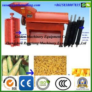 Le Maïs Le maïs d'utilisation agricole Peller décortiqueur et machine de la batteuse