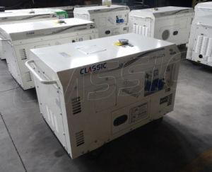 Bison (China) Fabricante Expreienced BS12000se prova de som com qualidade fiável em silêncio 10kw Preço gerador a diesel