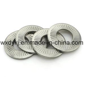 La norme DIN 2093 ressort du disque en acier inoxydable de la rondelle conique