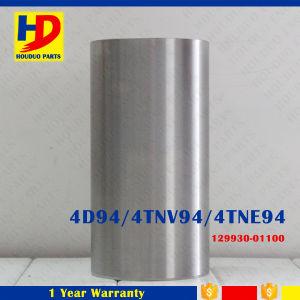 De Voering van de Cilinder van Yanmar 4tnv94 voor de Motoronderdelen van het Graafwerktuig (129906-22080)