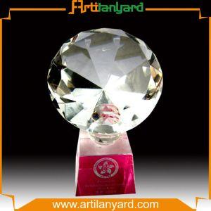 Promoción de la moda con el Logotipo del premio de cristal