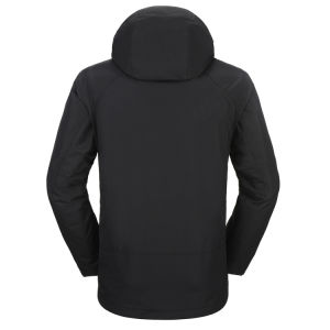 Manteau d'hiver imperméable et respirante Équipe Sports wear veste 3 en 1 pour les hommes