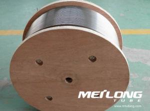 合金2205のデュプレックスステンレス鋼のDownholeの油圧制御線コイル状の管
