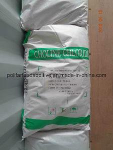 Chloride 60%Min van de choline het Dierenvoer van de Vitamine van de Additieven van het Voer B4