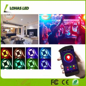 Smartphone ha gestito l'indicatore luminoso di striscia astuto di RGB WiFi LED