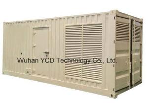 Generator-Sets (Behälter-Serie) für Bergbau/Aufbau/Erdölbohrung/große Einkaufszentren