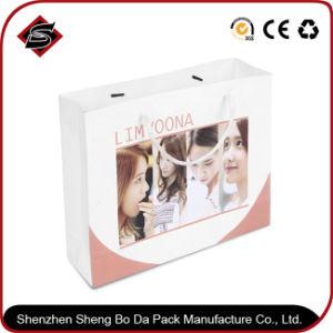 Customzied Papel de impresión de logotipo Tiendas de regalos bolsa de embalaje